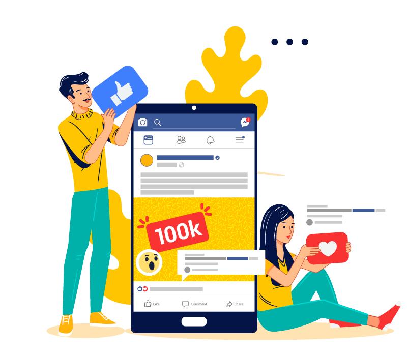 Gestión de redes sociales agencia de marketing