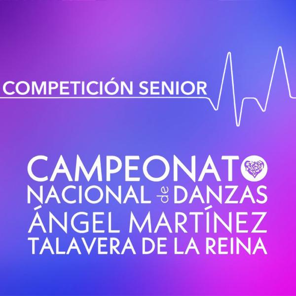 Competicion de danza Talavera de la Reina