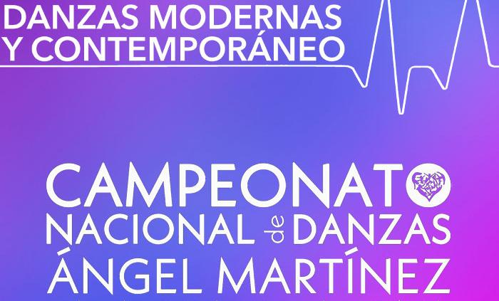 Danzas modernas y contemporáneo